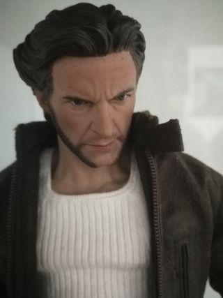 Wolverine Hot Toys Custom