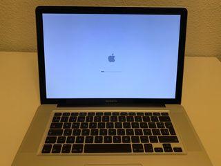 "MacBook Pro 15"" 2011 i7 16 GB RAM 500SSD"