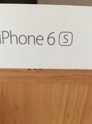 Iphone 6s Negociable