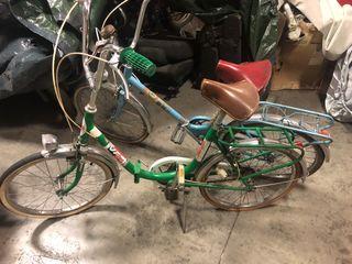 Bicicletas antiguas Orbea y BH