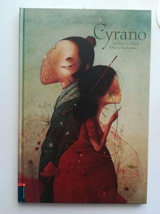 Cyrano. Taï-Marc Me Thank. Rébecca Dautremer