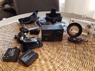 cámara acción 1080p y wifi
