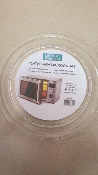 Plato de microondas 24 pulgadas