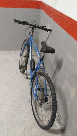 Vendo bicicleta mediana
