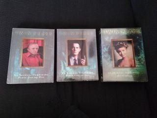 Twin Peaks Primera y Segunda Temporada DVD