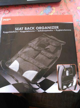 Organizador para la parte posterior asiento
