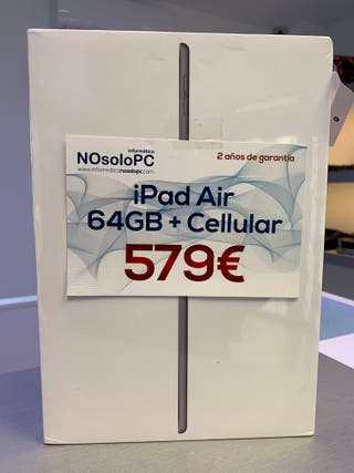 Ipad Air Wifi+Celular 64 GB
