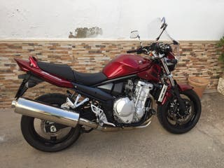 Suzuki Bandit 650cc