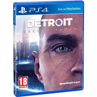 Detroit Become Human PS4 (Precintado)