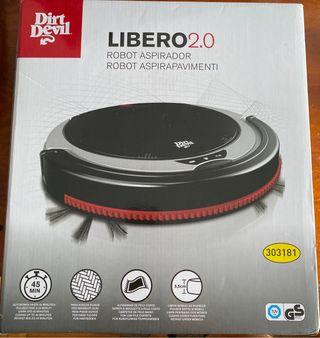 Robot aspirador Dirt Devil LIBERO 2.0