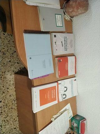 libros 2°y 3° Trabajo Social UNED