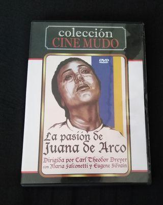La Pasión de Juana de Arco DVD