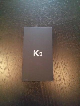 Smartphone, teléfono movil LG K9