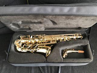 Saxofon Alto Selmer S.A 80 serie 2 con llave arm.