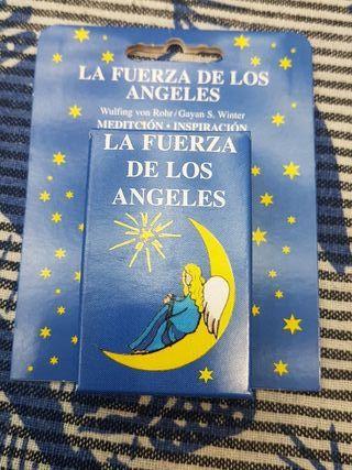 Tarot LA FUERZA DE LOS ANGELES