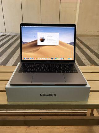 """Macbook pro13""""quad core i5 500SSD. Garantia apple"""
