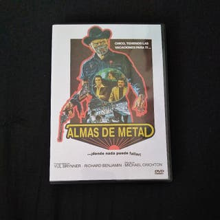 Almas de Metal DVD