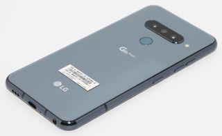 LG G8S THINQ 128GB NEGRO