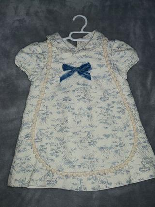 Vestido niña Talla 12 meses Yoedu