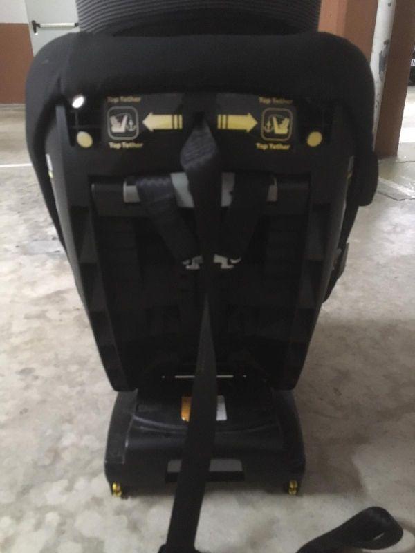 silla de coche Milofix