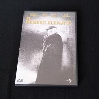 El Hombre Elefante DVD