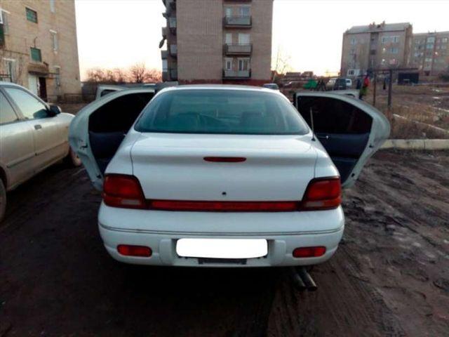 Chrysler Stratus 2.5 gasolina - piezas - recambios