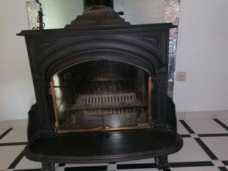 chimenea hergom hierro fundido