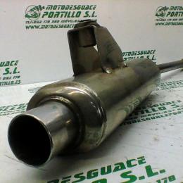 Silenciador Derbi GPR 50 (2005 - 2008)