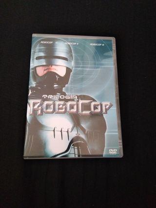 Robocop Trilogía DVD