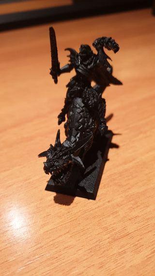 Malus Darkblade, elfos oscuros, warhammer