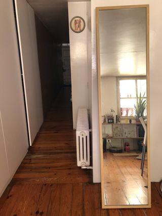Espejo 40x150 Ikea en perfecto estado