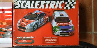 Scalextric C1 Rally Argentina (sin coches)