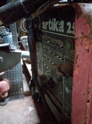 máquina de soldar ártica 25