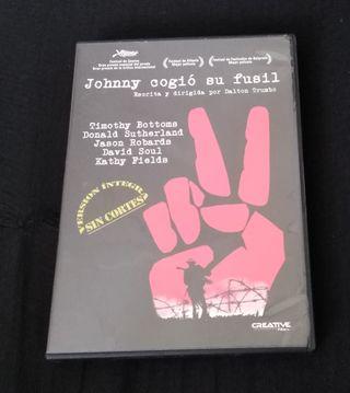 Johnny cogió su fusil DVD