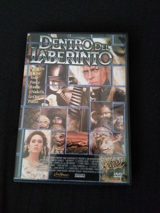 Dentro del Laberinto DVD