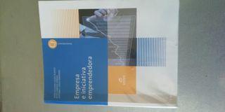 libro de empresa e iniciativa emprendedora grado m