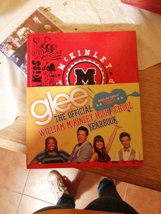 glee yearbook