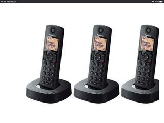 Teléfono inalámbrico TRIO