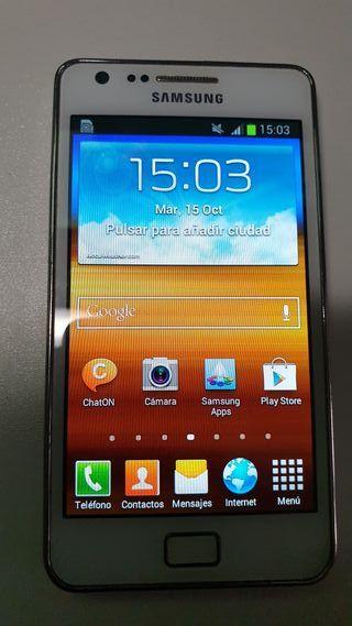 Samsung Galaxy S2 i9100 16GB Blanco 1Gb RAM