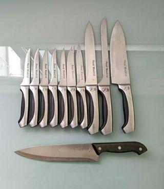 Cuchillos Real Madrid