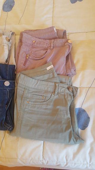 Lote pantalones