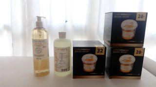 Pack depilacion sugaring
