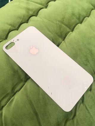 Tapa trasera de iPhone 8plus