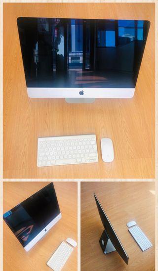 iMac 21,5 slim a full