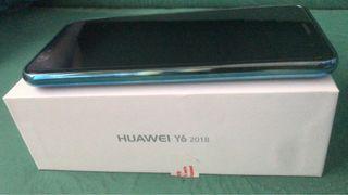 Hawei Y6 2018 como Nuevo!