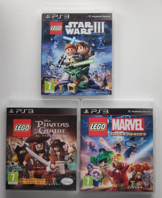 PS3 pack LEGO
