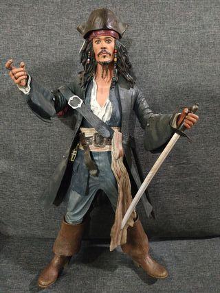 muñeco de Jack Sparrow