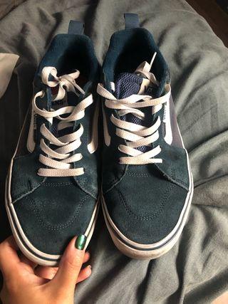 Zapatillas vans hombre