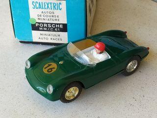 SCALEXTRIC PORSCHE SPYDER Made in France