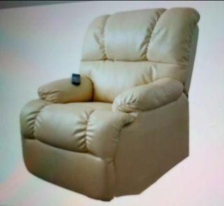 sillón relax con motor